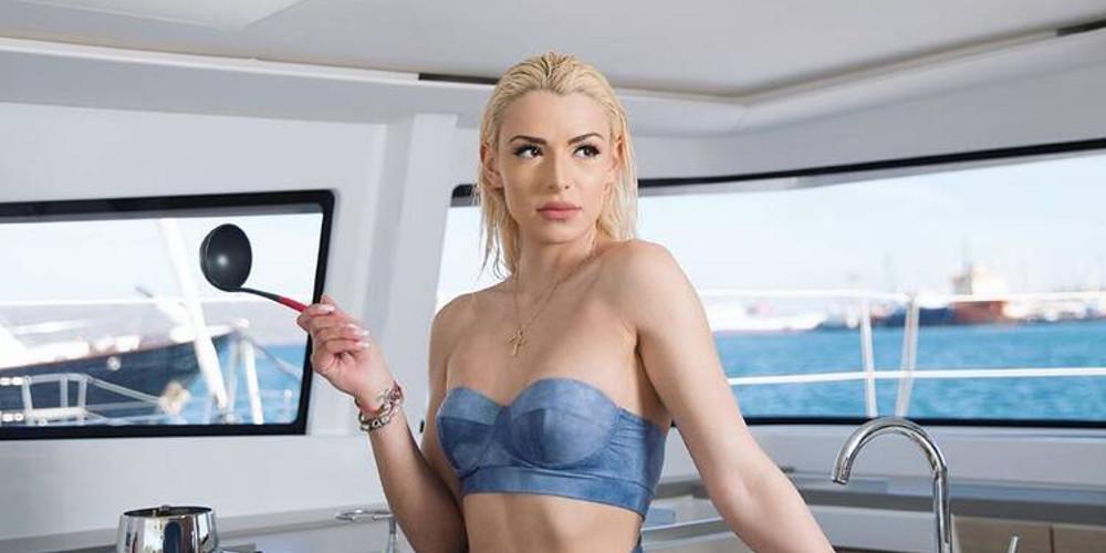 Στέλλα Μιζεράκη: Το «στριπτίζ» που «διέλυσε» τα social media