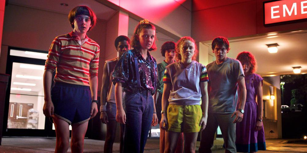 «Χρυσάφι» στις τσέπες των πρωταγωνιστών του Stranger Things του Netflix
