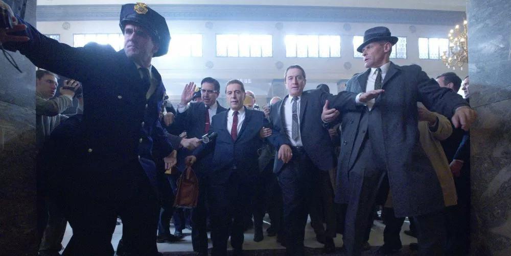 Το The Irishman θα είναι η μεγαλύτερη σε διάρκεια ταινία του Μάρτιν Σκορτσέζε