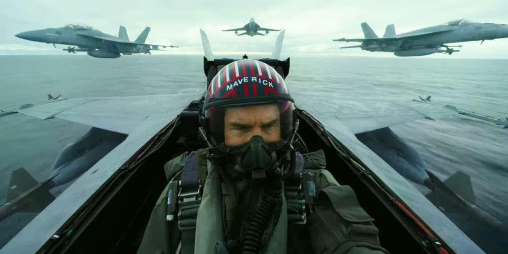 Top Gun Maverick: Ο Τομ Κρουζ σκίζει τους αιθέρες στο πρώτο trailer για το sequel της θρυλικής ταινίας