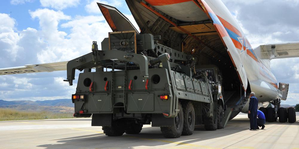 Συμφωνία Ρωσίας - Τουρκίας για την παράδοση δεύτερης συστοιχίας S-400