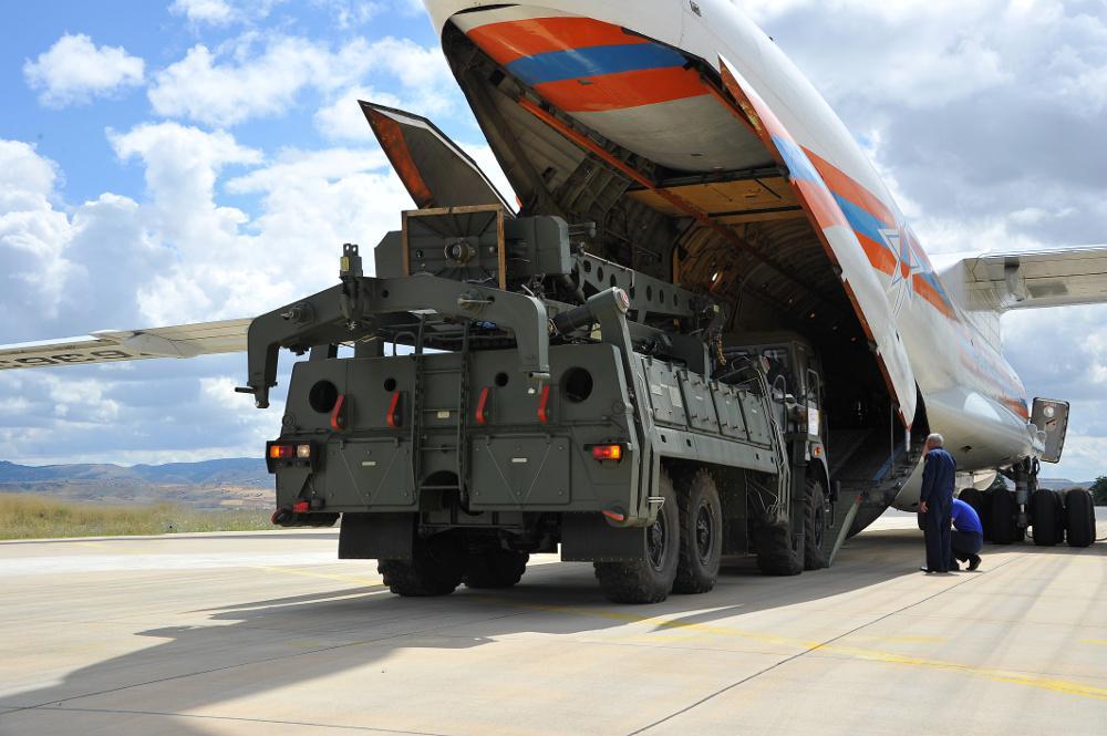 Ακάρ για S-400: Οι πύραυλοι αγοράστηκαν για να χρησιμοποιηθούν