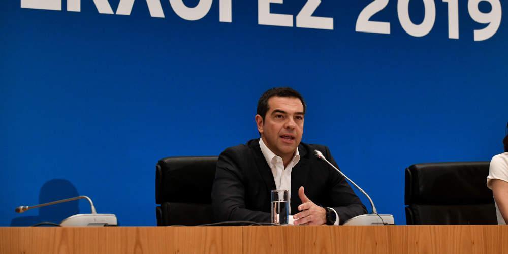 Ετοιμάζουν τη μετάλλαξη ΣΥΡΙΖΑ απορροφώντας το ΚΙΝΑΛ