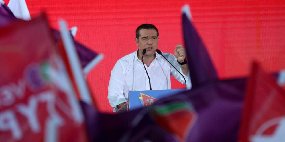 Reuters: Τίτλοι τέλος στην αριστερή κυβέρνηση που βύθισε την Ελλάδα στο χρέος