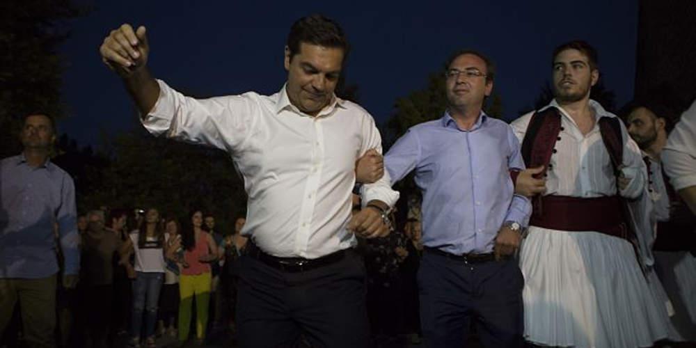 Εκλογές 2019: Δεύτερος… στο χωριό του ο Τσίπρας – Τον πέρασε η ΝΔ