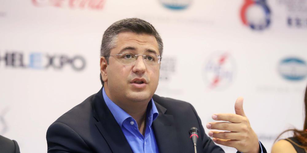 Τζιτζικώστας για Χαλκιδική: Πρωτόγνωρη κατάσταση