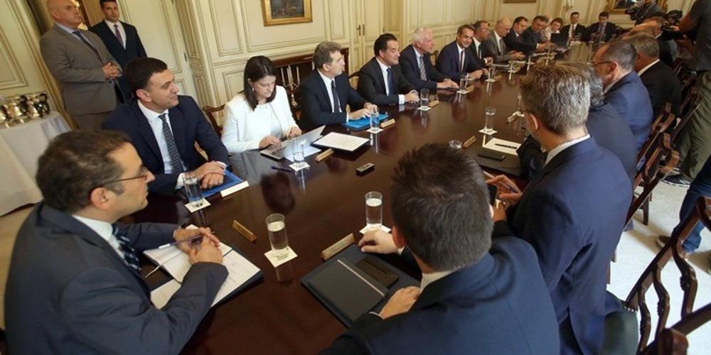 Την Δευτέρα το υπουργικό συμβούλιο - Τι περιλαμβάνει η ατζέντα