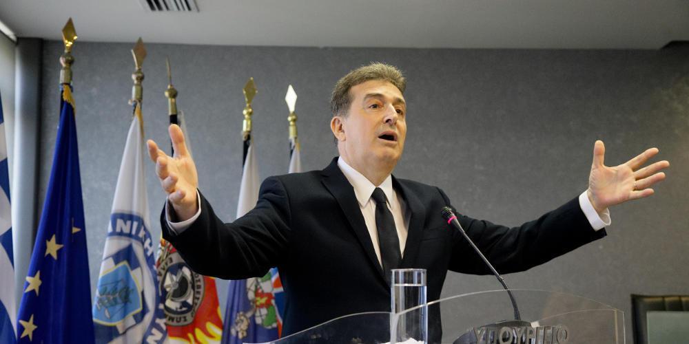 Χρυσοχοΐδης: Μέχρι τέλος Μαρτίου θα έχουν καθαρίσει τα Εξάρχεια
