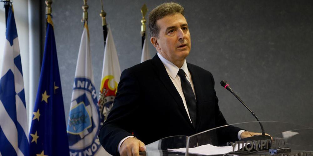 Χρυσοχοΐδης: Με το νέο νομοσχέδιο μπαίνει τέλος στη δράση των προβοκατόρων