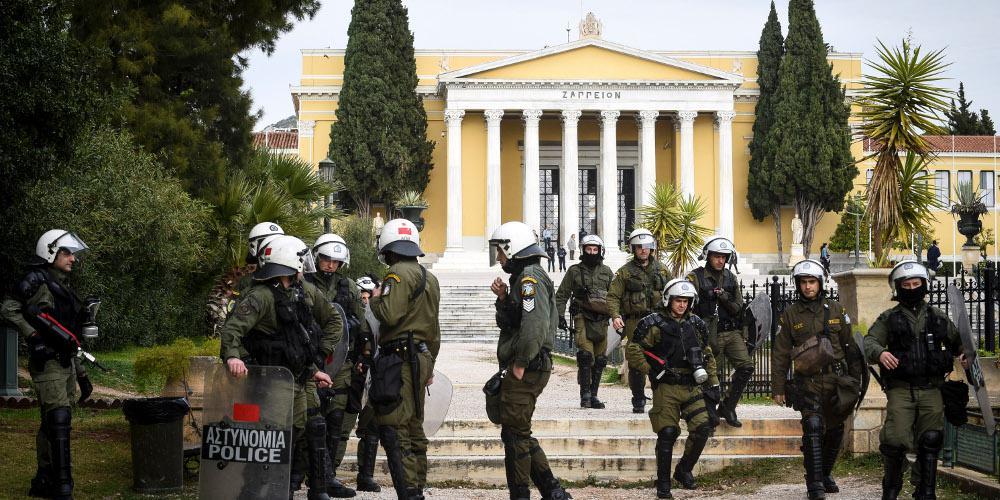 Πανεπιστημιακή Αστυνομία: Αυτοί είναι οι 400 νέοι Ειδικοί Φρουροί [πίνακες]