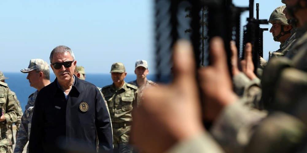 Απειλεί ο Ακάρ από την Κύπρο: Είμαστε αποφασισμένοι να κάνουμε και σήμερα ό,τι και πριν 45 χρόνια