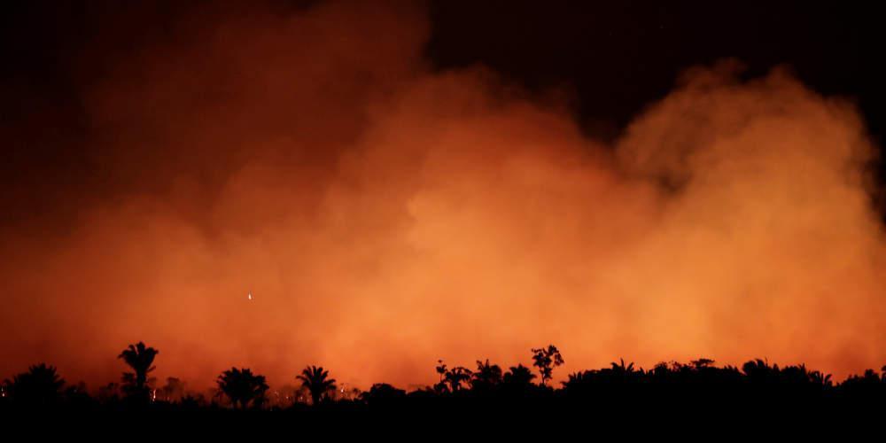 Απίστευτη καταστροφή στον Αμαζόνιο: 9,5 εκατ. στρέμματα κάηκαν στη Βολιβία