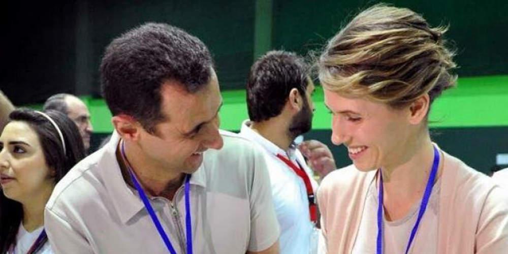 Νικήτρια στη μάχη με τον καρκίνο του στήθους βγήκε η σύζυγος του Άσαντ