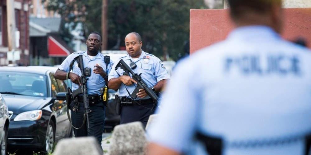 Συνελήφθη ένοπλος που τραυμάτισε έξι αστυνομικούς στη Φιλαδέλφεια των ΗΠΑ