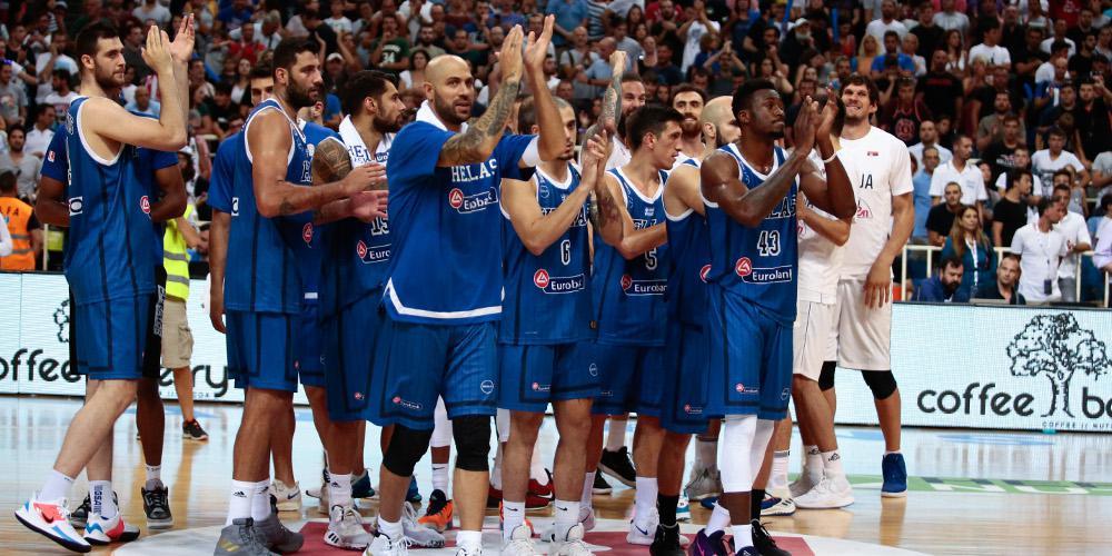 Eurobasket: Στη δοκιμασία των «παραθύρων» από σήμερα η Εθνική κόντρα στη Βουλγαρία
