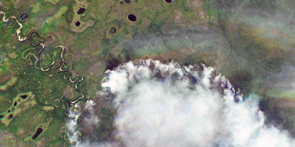 Τι σημαίνουν οι πυρκαγιές στην Αλάσκα για την κλιματική αλλαγή του πλανήτη