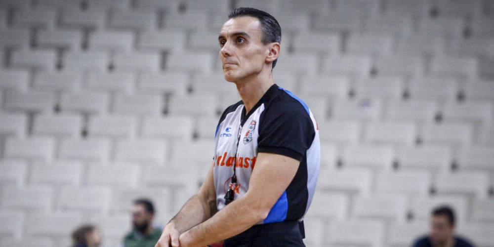 Ο Πουρσανίδης ο μοναδικός Έλληνας διαιτητής του Μουντομπάσκετ 2019