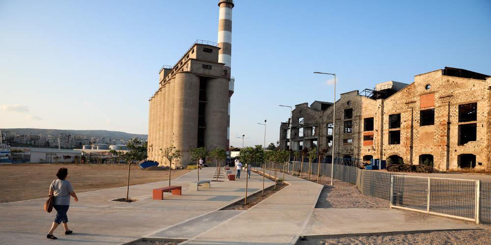 «Λίφτινγκ» στη Δραπετσώνα: Διεθνές Κέντρο Καινοτομίας στα Λιπάσματα ετοιμάζει η κυβέρνηση