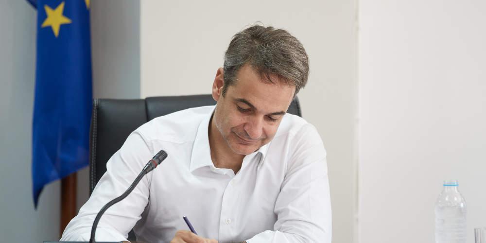 Στη Θεσσαλονίκη ο Μητσοτάκης: Τι θα του ζητήσουν οι παραγωγικοί φορείς