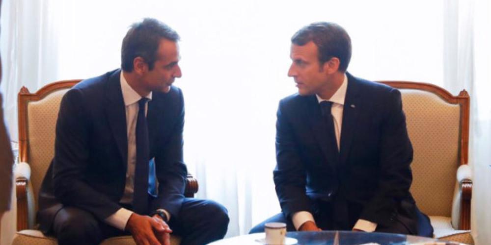 Γαλλική Προεδρία: H Γαλλία θα βρίσκεται στο πλευρό της Ελλάδας για την ανάπτυξη και τις επενδύσεις