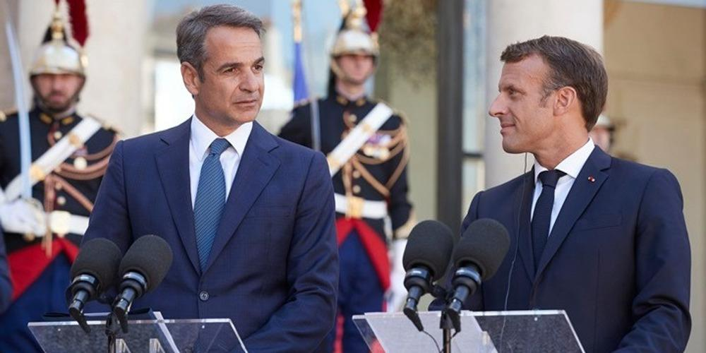 Μήνυμα Γαλλίας σε Τουρκία: Δεν θα ανεχθούμε καμία απειλή κατά Κύπρου-Ελλάδας