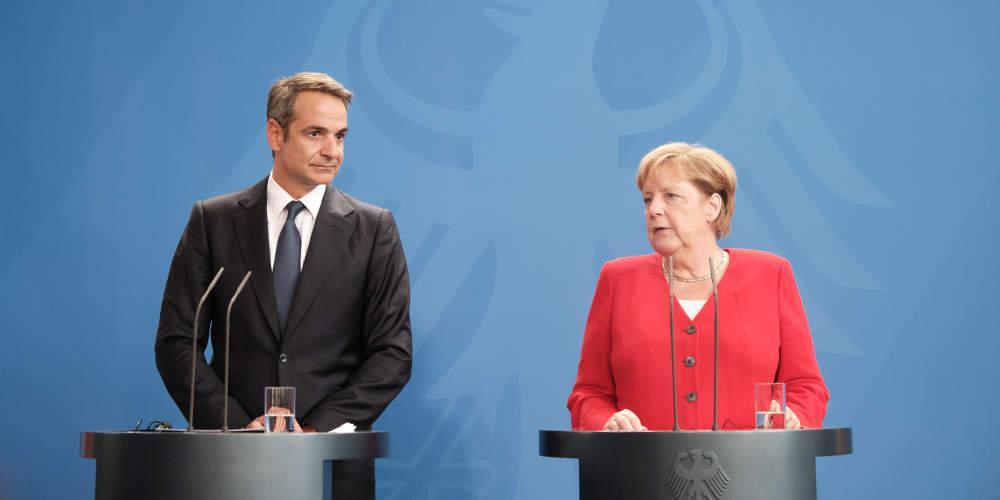 Πώς εξήγησε το Βερολίνο την απουσία της Ελλάδας από τη Διάσκεψη για τη Λιβύη
