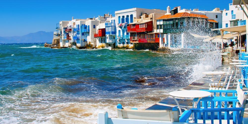 «Σαρώνει» η Ελλάδα: Τρία νησιά στα πέντε καλύτερα της Ευρώπης