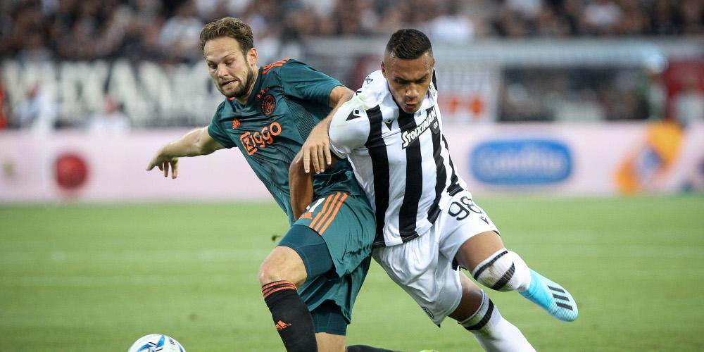 Άγιαξ - ΠΑΟΚ: Διαδικτυακό ντου και παράπονα στην UEFA