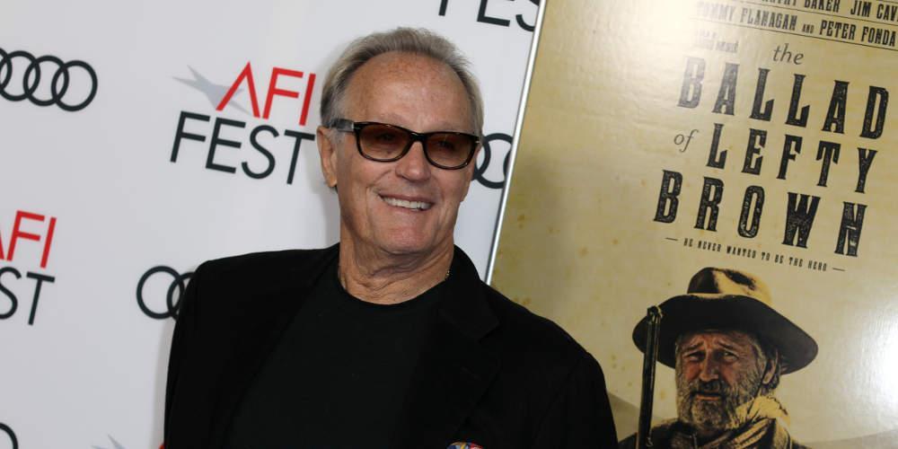 Πέθανε ο ηθοποιός Πίτερ Φόντα σε ηλικία 79 ετών