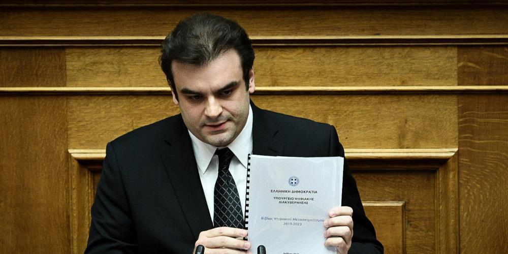Έπαινοι Le Figaro στον Πιερρακάκη για την ταχύτατη ψηφιοποίηση του Δημοσίου