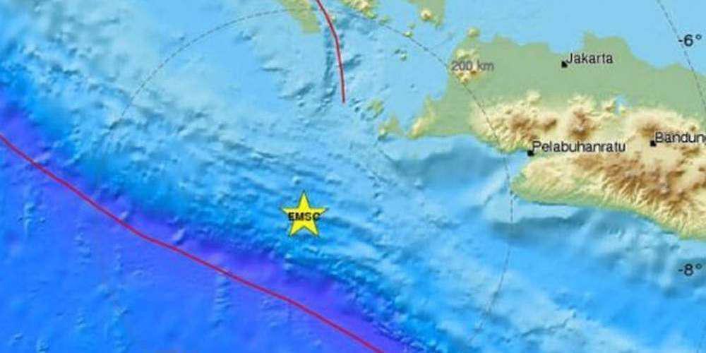 Ισχυρότατος σεισμός 7 Ρίχτερ στην Ινδονησία και προειδοποίηση για τσουνάμι