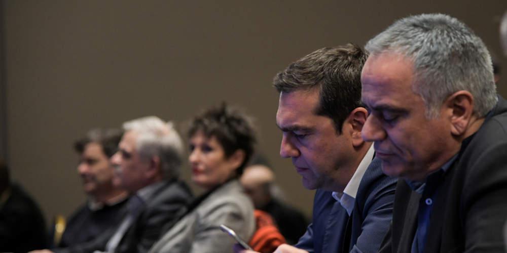 Κρίση κορυφής στον ΣΥΡΙΖΑ: Δύο απόψεις «παίζουν», του Τσίπρα και… η λάθος