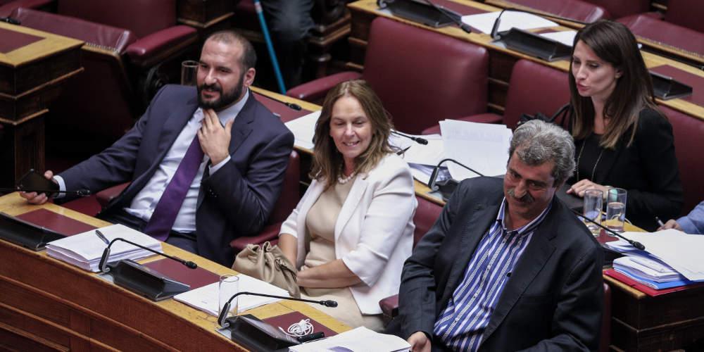 Αχτσιόγλου: Τζανακόπουλος και Πολάκης θα πάνε κανονικά στην Επιτροπή