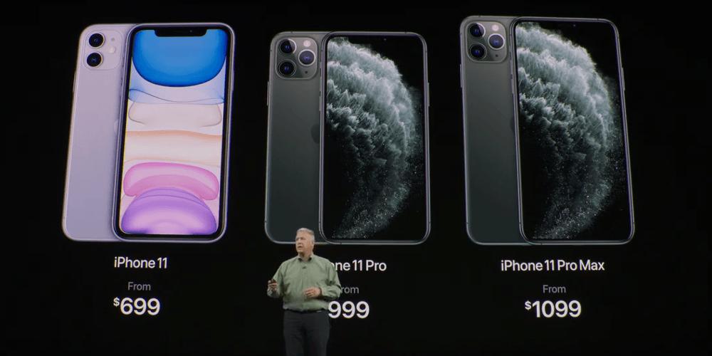Φαντασμαγορική παρουσίαση της Apple για τα νέα iPhone 11 Pro [εικόνες & βίντεο]