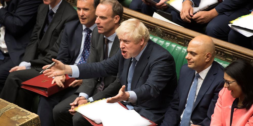 Επιμένει ο Τζόνσον για εκλογές στις 12 Δεκεμβρίου – Φέρνει και Τρίτη πρόταση στη Βουλή