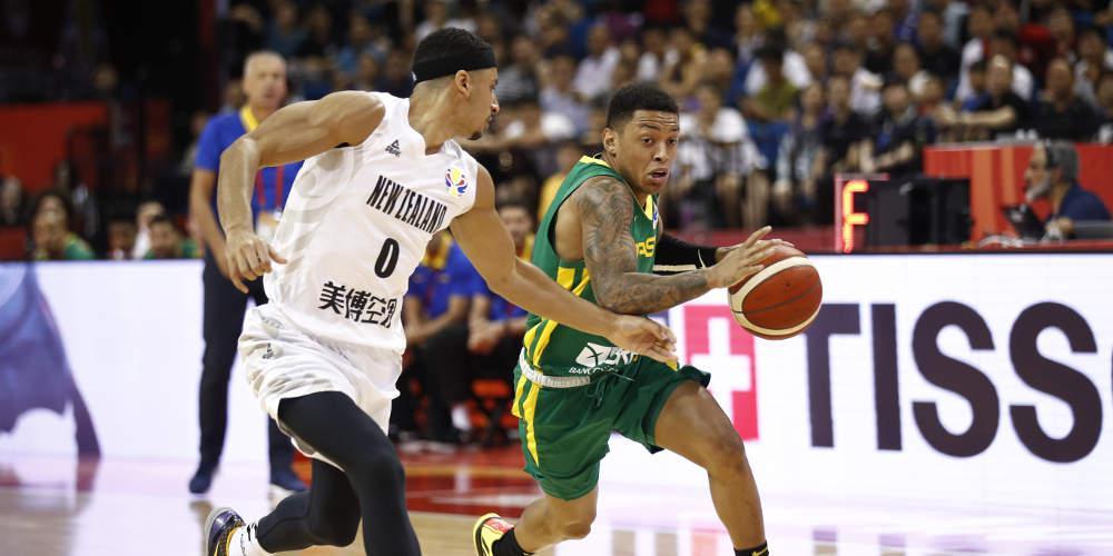 Μουντομπάσκετ 2019: Νίκη για τη Βραζιλία με 102-94 επί της Νέας Ζηλανδίας στον όμιλο της Ελλάδας