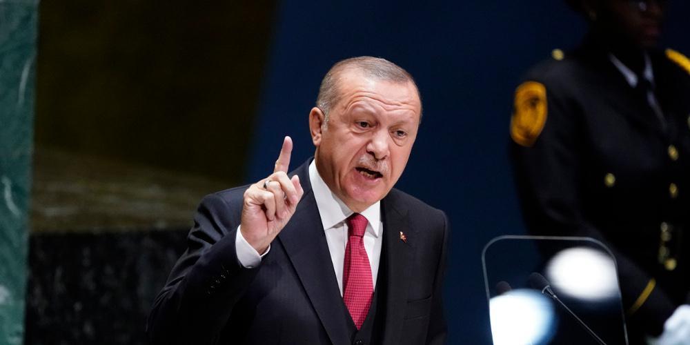 Ερντογάν: Προανήγγειλε έξοδο του Γιαβούζ στη Μεσόγειο