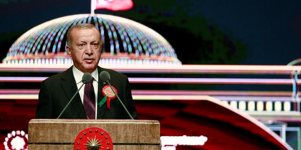 Ερντογάν: Δεν φοβόμαστε τις αμερικανικές κυρώσεις