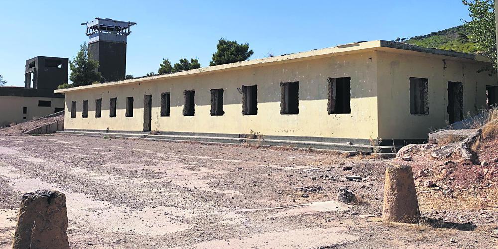 Αποκάλυψη «Ε.Τ.»: Στον Ασπρόπυργο οι νέες φυλακές [εικόνες]