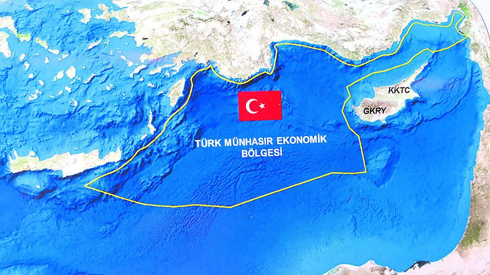 Τώρα η «Γαλάζια Πατρίδα» του Ερντογάν γίνεται και βιβλίο!