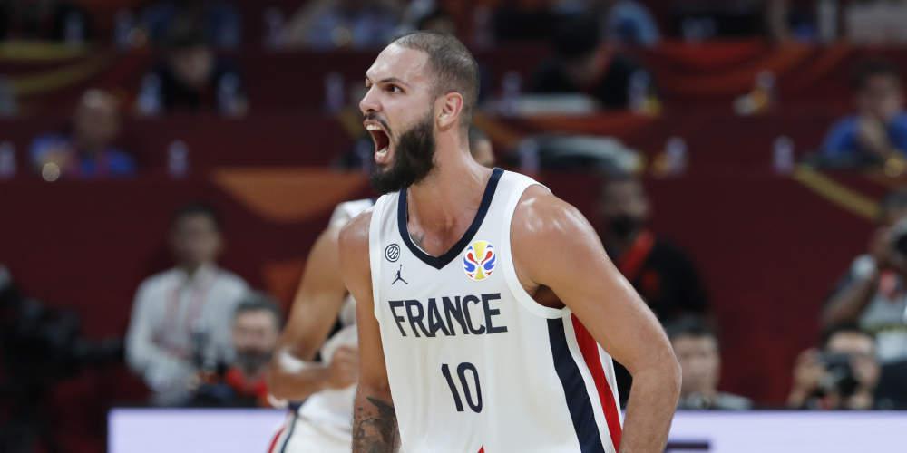 Μουντομπάσκετ 2019: «Χάλκινη» η Γαλλία που έκανε την ανατροπή κόντρα στην Αυστραλία