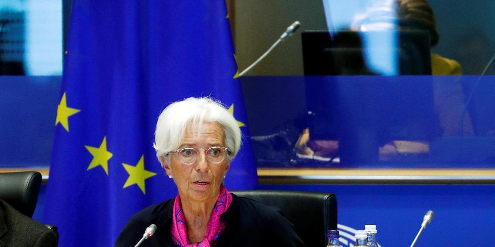 Λαγκάρντ: Η οικονομία της ευρωζώνης θα συρρικνωθεί έως 12% το 2020