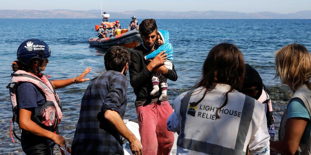 Συνεχίζονται οι μεταναστευτικές ροές: 550 άτομα έφτασαν μέσα σε 24 ώρες