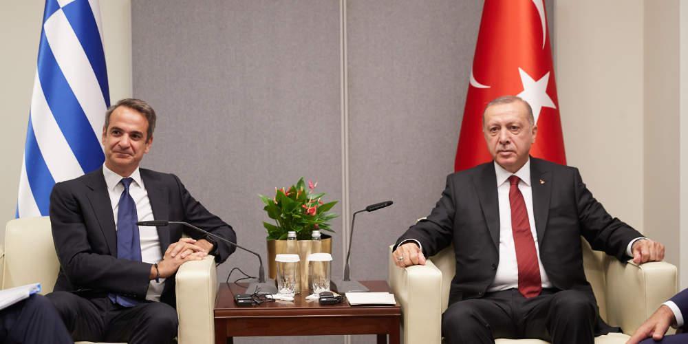 Όλο το παρασκήνιο για το πώς κλείστηκε το ραντεβού Μητσοτάκη - Ερντογάν και γιατί δεν προκάλεσε έκπληξη