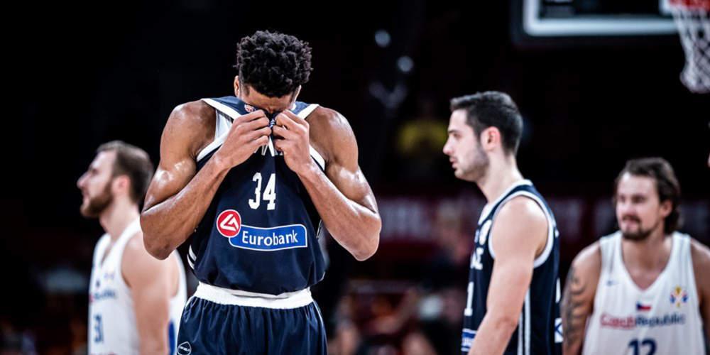 Μουντομπάσκετ 2019: Δεν τα κατάφερε η Εθνική – Νίκησε 84-77 την Τσεχία αλλά δεν κάλυψε τη διαφορά