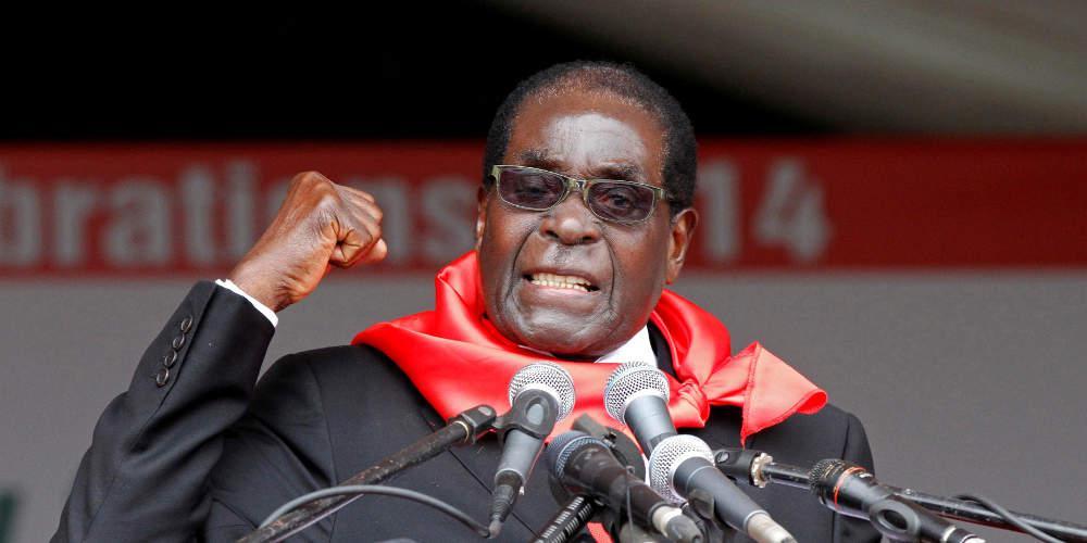 Πέθανε ο «πατέρας» της Ζιμπάμπουε Ρόμπερτ Μουγκάμπε σε ηλικία 95 ετών