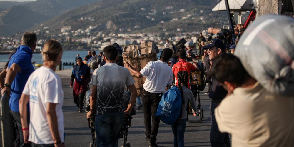 Γερμανικά ΜΜΕ: Οι πρόσφυγες στην Ελλάδα αυξάνονται η ΕΕ δεν λαμβάνει ακόμα αποφάσεις
