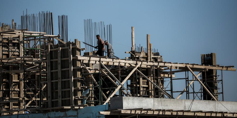 «Ένεση» ανάπτυξης η αναστολή ΦΠΑ στην οικοδομή