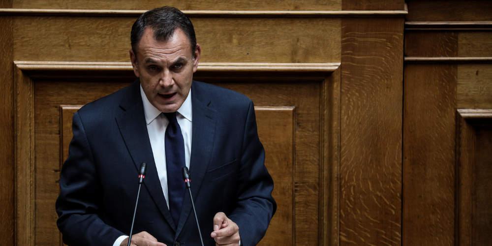 Ο Παναγιωτόπουλος έστειλε το μήνυμα στη Τουρκία: Η Ελλάδα ενίοτε δείχνει και τα δόντια της!