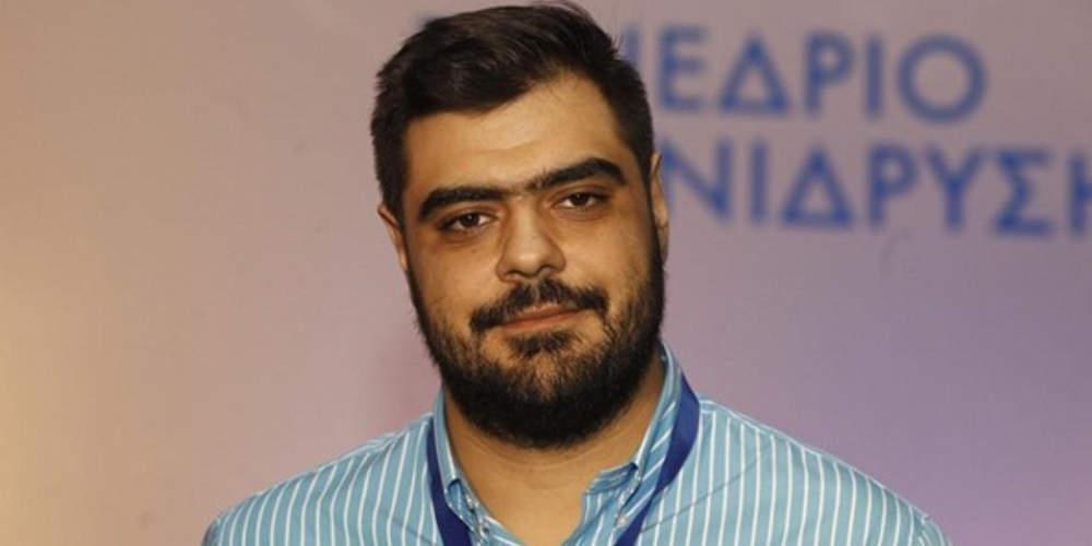 Επίσημο: Υποψήφιος για την προεδρία της ΟΝΝΕΔ ο Παύλος Μαρινάκης